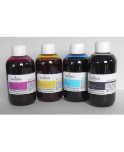 KIT FLACON ENCRE 4 X 100ML LEXMARK