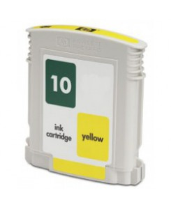 Cartouche HP 10 Yellow