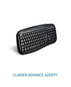 Clavier pc AZERTY