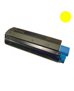 TONER COMPATIBLE YELLOW OKI Data C3100 C3200 N C5100 N C5200 N C5300 DN C5300 N