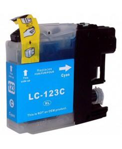 Cartouche LC123 CYAN