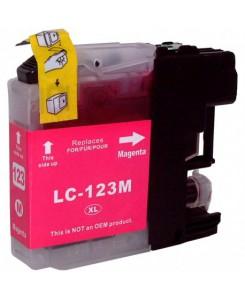 Cartouche LC123 MAGENTA