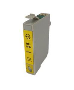 Cartouche compatible Epson T1004 yellow