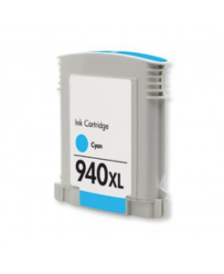 Cartouche compatible HP 940XL cyan