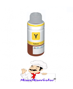 ENCRE ALIMENTAIRE HP 1L YELLOW