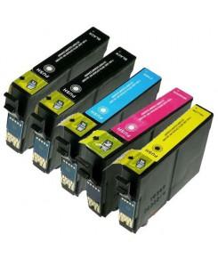 Pack cartouches pour EPSON T1811/T1812/T1813/T1814