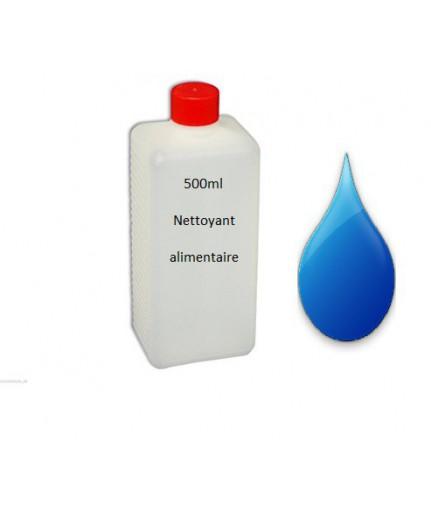 500 ml NETTOYANT ALIMENTAIRE