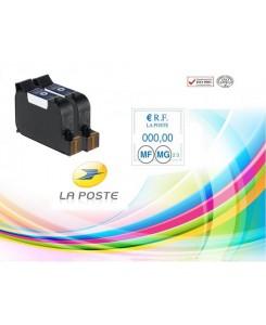 Lot de 2 cartouches compatible DP200/DP400