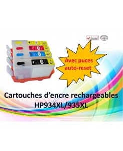 HP 934XL/935XL cartouches rechargeables