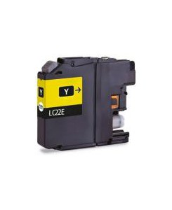 Cartouche Yellow LC22EY