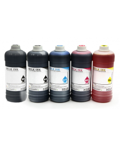 5 X 1000ml encre pigmentée Epson T3000 T5000 T7000 T3070 T5070 T7070 T3200 T5200 T7200 T3270 T5270 T7270 7700 9700