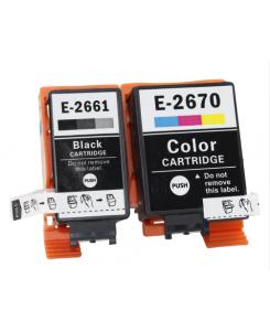 Pack cartouche T2661/T2670