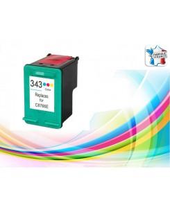 cartouche HP 343XL Tri-Color