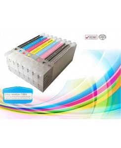 CARTOUCHES RECHARGEABLES EPSON T6041/T6049