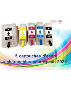 CARTOUCHES RECHARGEABLES EPSON T202XL