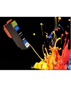 Cartouche noire pour Epson Expression Photo équivalent C13T24314010 - 24XL