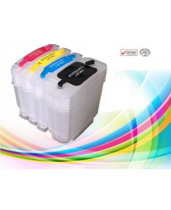 Cartouches rechargeables HP88XL