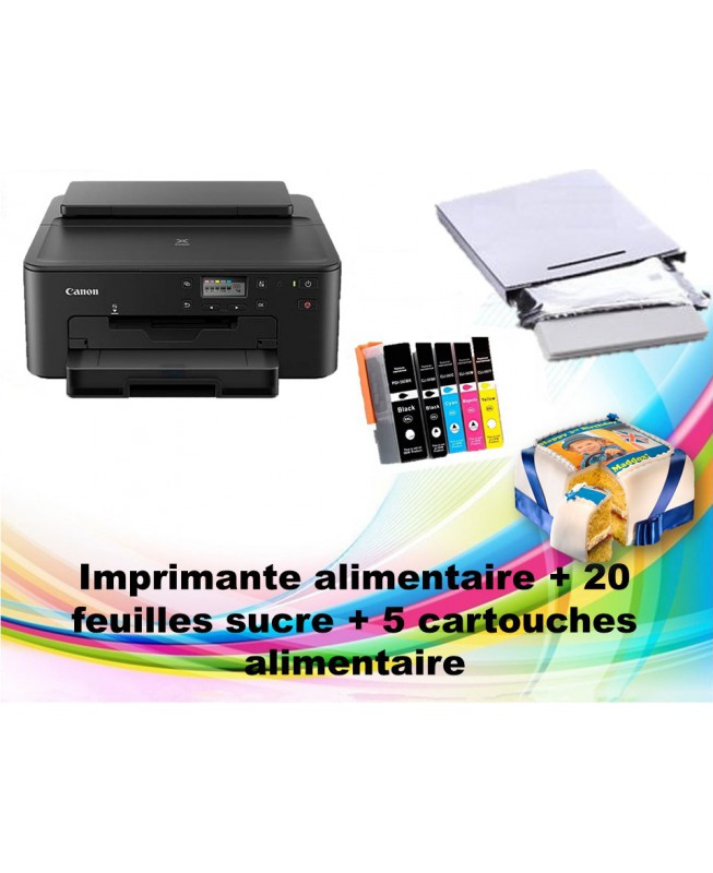 KIT CANON ALIMENTAIRE TS705