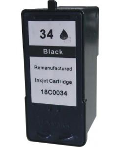 CARTOUCHE LEXMARK 34 BLACK