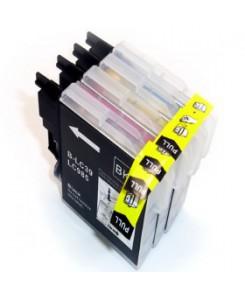 Pack de 4 cartouches LC985