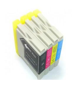 Pack de 4 cartouches LC1000