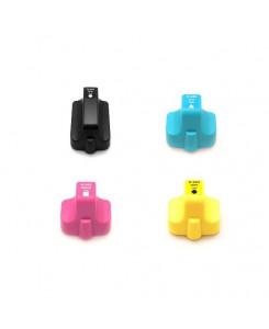 Pack de 4 cartouches HP 363BK/C/M/Y