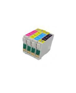 PACK DE 4 CARTOUCHE GENERIQUE POUR EPSON T0715