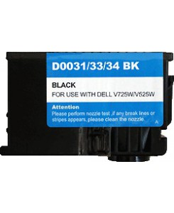 Cartouche equivalente Noire Dell V525W