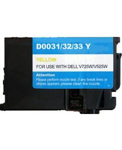 Cartouche equivalente Yellow Dell V525W