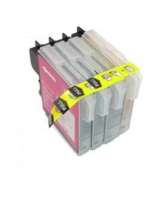 Pack de 4 cartouches LC1100