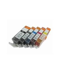 PACK DE 5 CARTOUCHES PGI-550XL/CLI-551XL