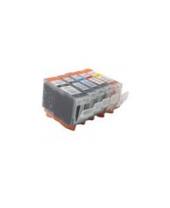 Pack 5 cartouches génériques pour CANON PGI-5/CLI8