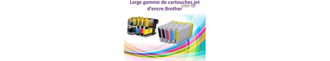 cartouche jet d'encre brother,cartouches d'encre  imprimantes Brother