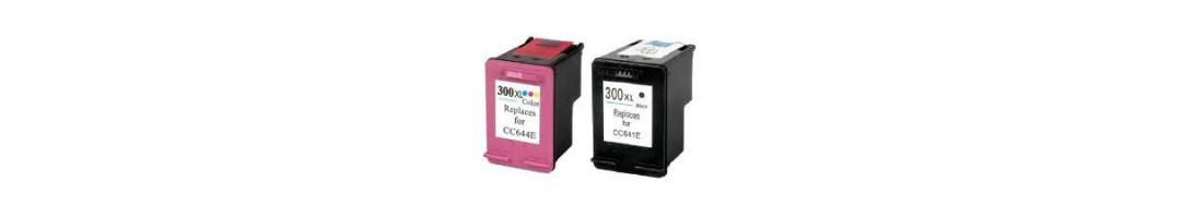 HP 300XLBK/300XL Tri-color