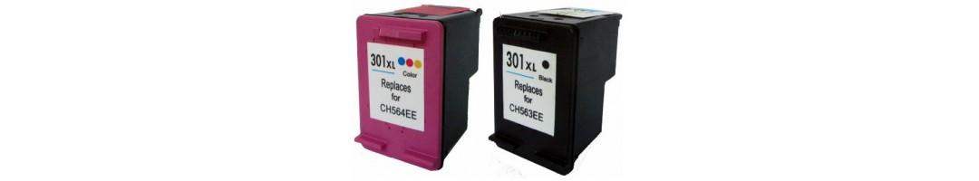 HP 301XLBK/301XL Tri-color