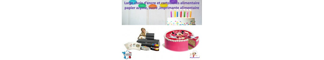CARTOUCHES ALIMENTAIRE