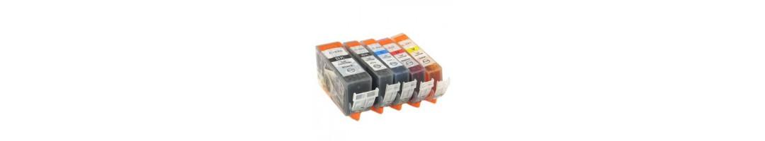 cartouches d'encre Canon PGI520-CLI521,recharge cartouche canon