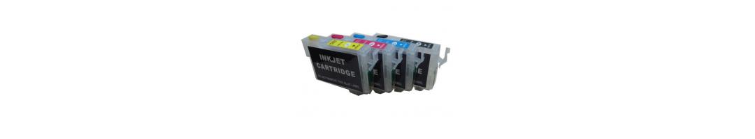 cartouches rechargeables epson XP225,epson XP425 cartouches d'encre