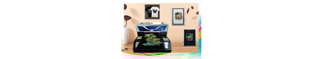 imprimante textiles , impression pour textile , encre de sublimation