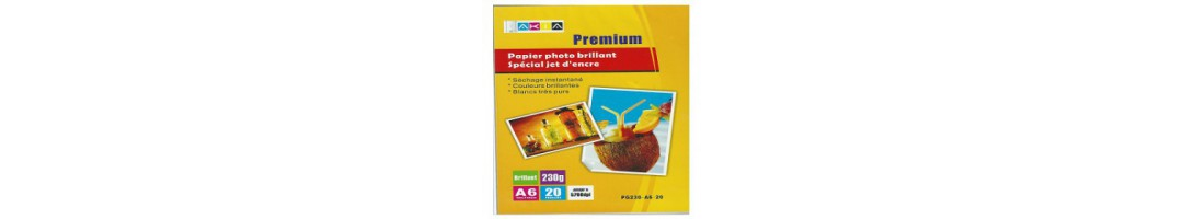PAPIER PHOTO A6